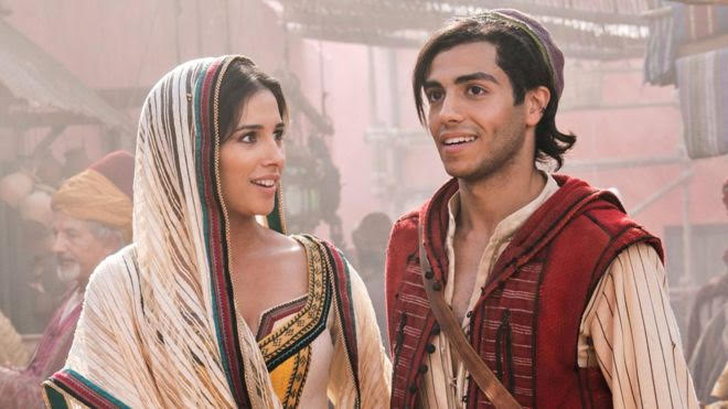 'Aladdin' Flying High With Top Spot In Memorial Day Weekend Box Office