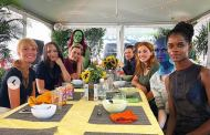 Robert Downey Jr. Hosted a Special Lunch for the Women of Marvel During Filming of Avengers: Endgame