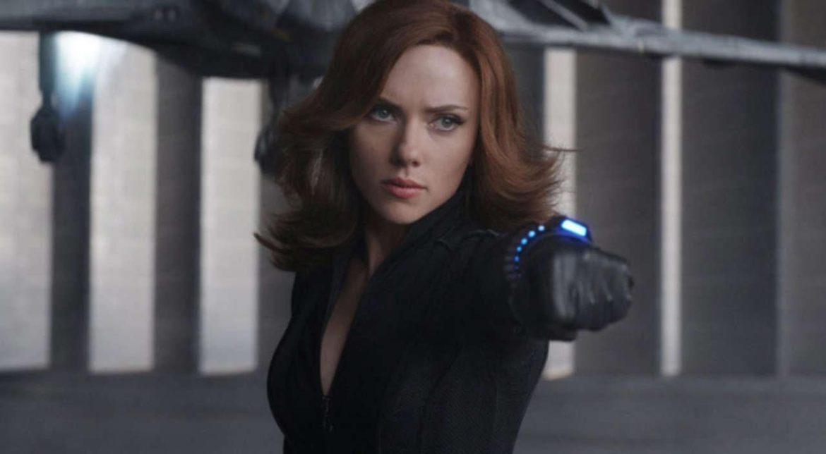 Untitled 'Black Widow' Movie To Take Place Between 'Captain America: Civil War' and 'Avengers: Infinity War'