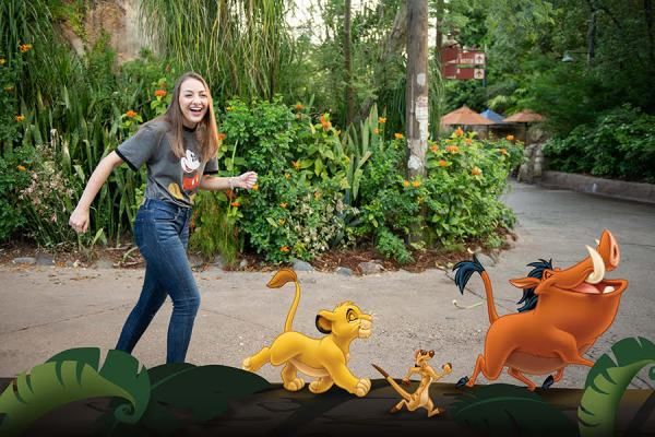 New 'The Lion King' Inspired PhotoPass Opportunities Available at Disney's Animal Kingdom 4