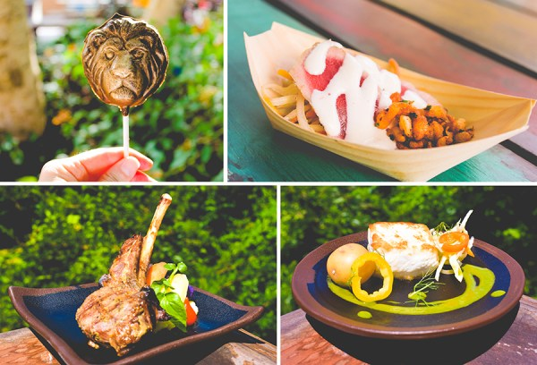 New Lion King Themed Dining Adventure, Circle of Flavors: Harambe at Night Coming To Animal Kingdom 3