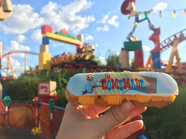 The Forky Eclair Has Arrived at Disney's Hollywood Studios