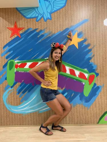Take Some Fun Photos at the New Toy Story Walls in Walt Disney World 2