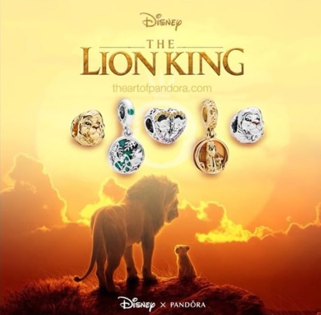 Lion King Pandora Collection Is The Circle Of Style!