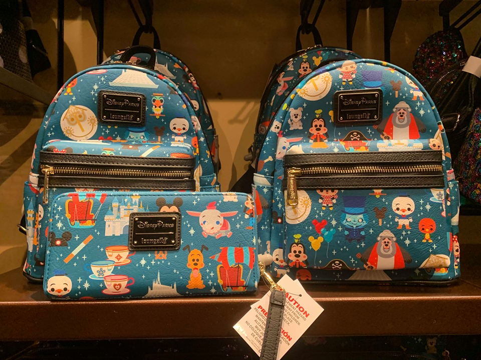 Disney Parks Minis Loungefly Collection Is Absolutely Adorable 1