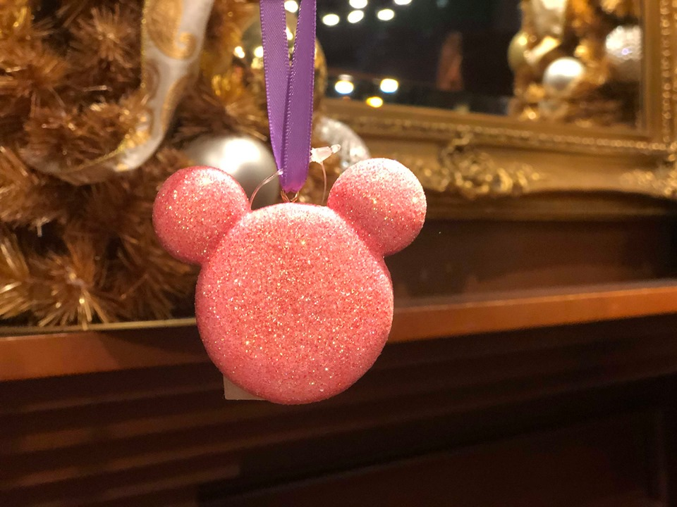 Disney Snacks Ornaments