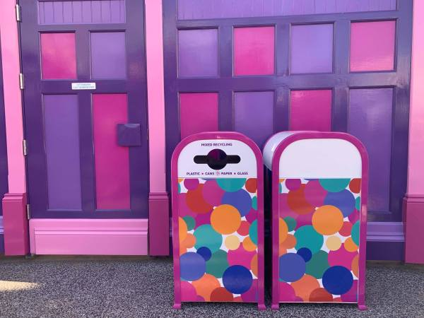 Inside Out Emotional Whirlwind Attraction Opens at Disneyland! 5