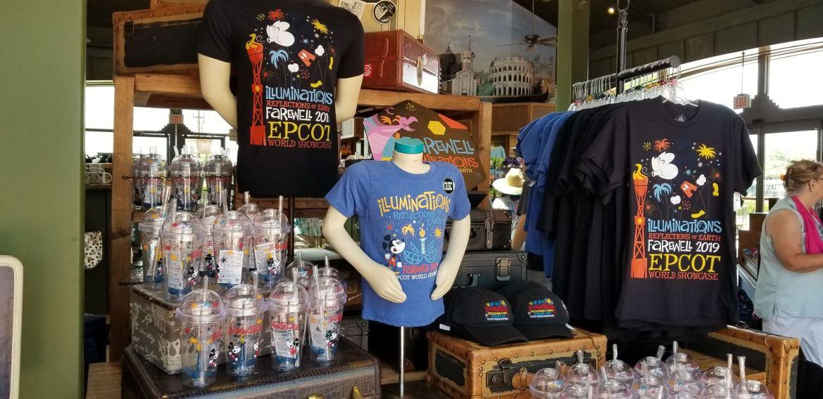 Take A Closer Look At The Farewell Illuminations Merchandise