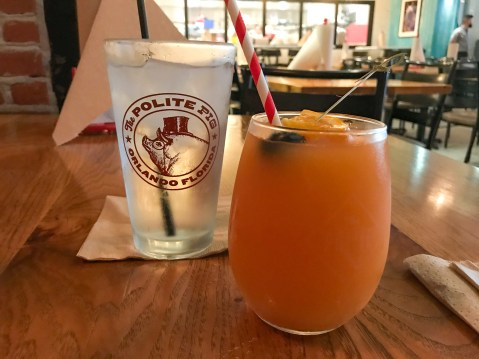 Flavors Of Florida At The Polite Pig 1