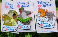 Disney Loves Jazz Merchandise at Disneyland Paris!