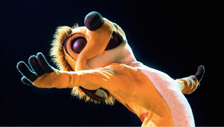 """Learn How to """"MataDance"""" with Timon at Disneyland Paris!"""