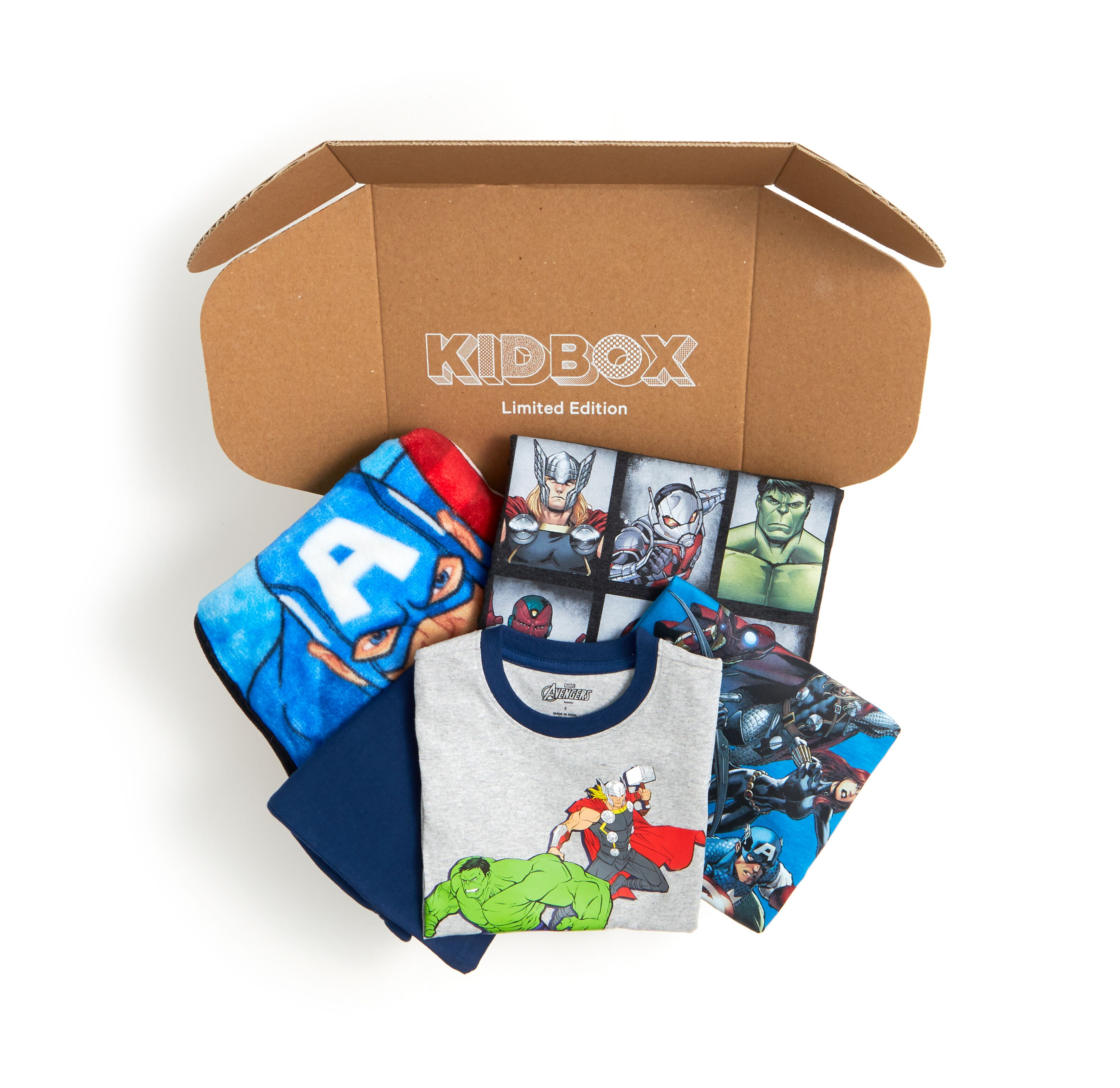 KIDBOX Launches Disney, Star Wars and Marvel Themed Style Boxes 6