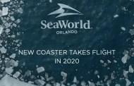 SeaWorld Orlando Has Announced a BRAND New Coaster Coming in 2020