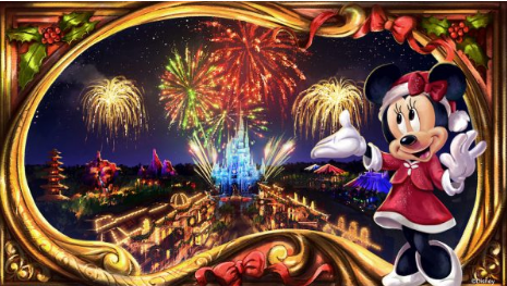 New Firework Celebration Coming To Mickeys Very Merry Christmas Party