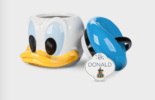New Donald Duck Merchandise And Event Celebrates 85 Years 9