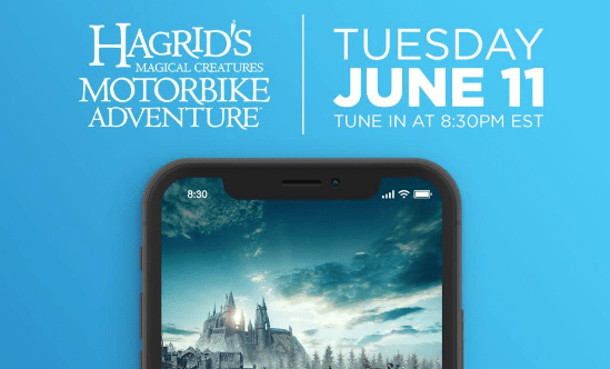 Universal Orlando Resort To Live Stream Magical Celebration For Hagrid's Magical Creatures Motorbike Adventure On June 11 1