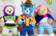 Toy Story 4 Bear And Accessories Come To Build-A-Bear Workshop