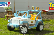 Toy Story Jeep Wrangler Power Wheels From Fisher Price