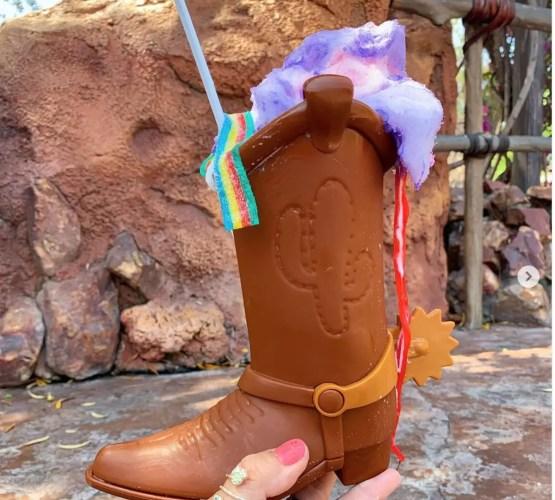 Bonnie's Boot Float