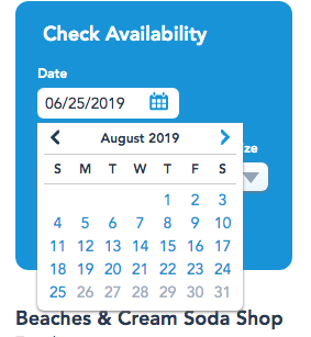Beaches and Cream Renovation Pushed Back 2