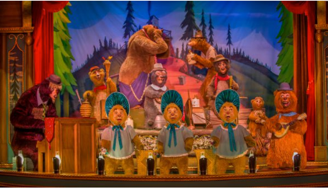 RUMOR Squashed; Country Bears Are Here to Stay