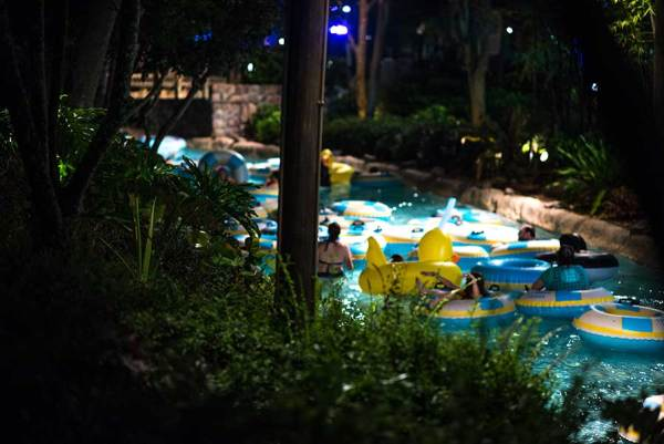 H2O Glow Nights At Disney's Typhoon Lagoon Are Back With More Glow Than Ever Before! 5