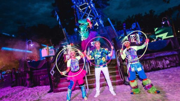 H2O Glow Nights At Disney's Typhoon Lagoon Are Back With More Glow Than Ever Before! 1