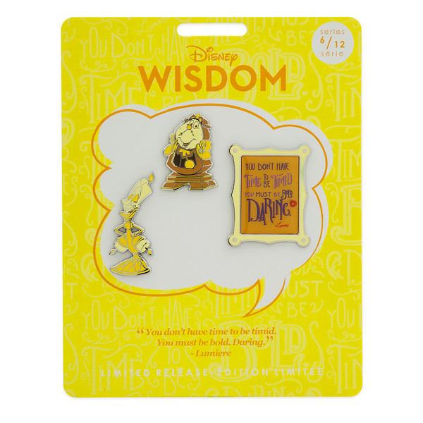 June Disney Wisdom Collection Starring Lumiere 8