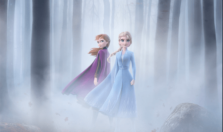 """Disney Animation Reveals New Poster For """"FROZEN 2"""" and New Trailer Coming Tomorrow"""