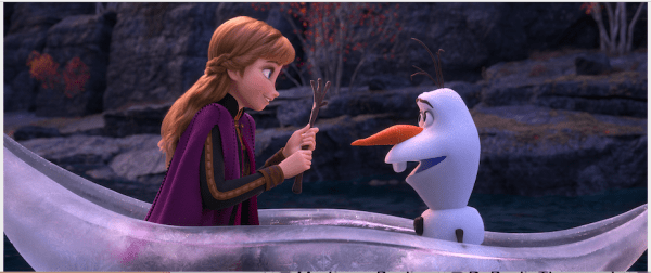 All new Frozen 2 Trailer was just released 1