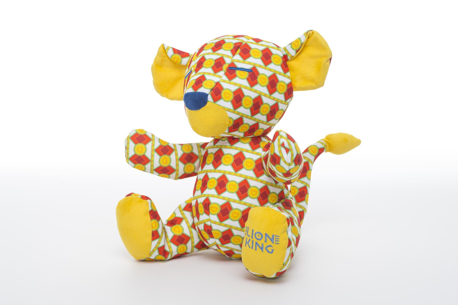Special Edition Lion King Plush Supporting The WCN Lion Recovery Fund 5