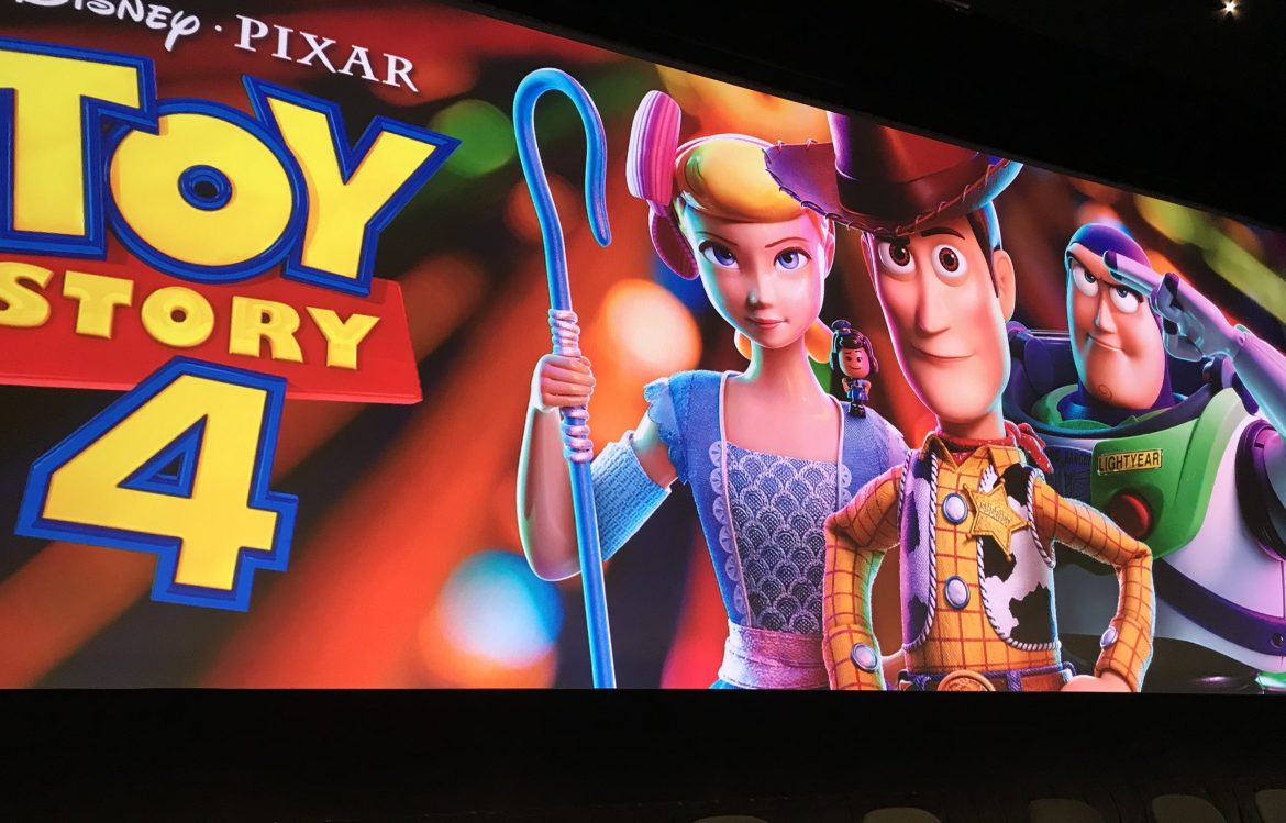 Toy Story 4 Press Junket Review