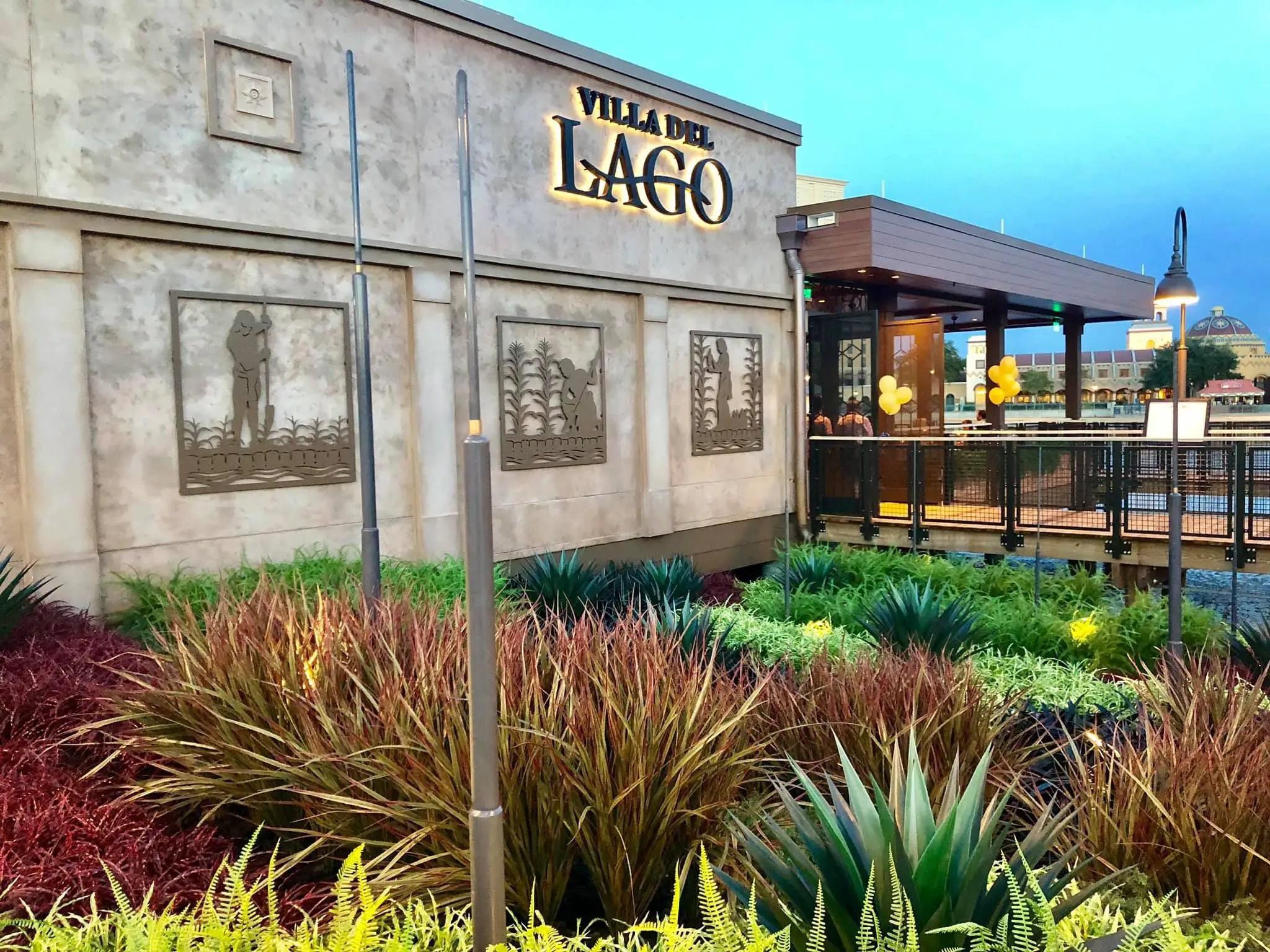 Villa Del Lago Soft Opening at Disney's Coronado Springs Resort 2