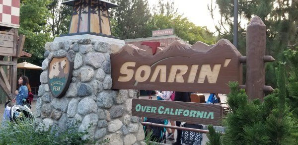 Soarin' Over California Will Stay Through The Summer 1