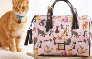 New Disney Cats Dooney & Bourke Collection Is Purr-fect