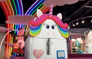 Dreamy New Rainbow Unicorn Backpack From Loungefly