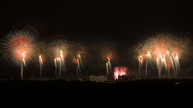 DVC Members May Celebrate Independence Day From on Top of The World