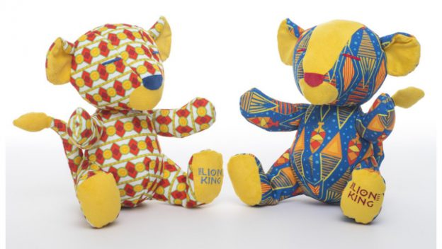 Special Edition Lion King Plush Supporting The WCN Lion Recovery Fund 1