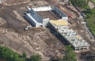 Star Wars Hotel Construction