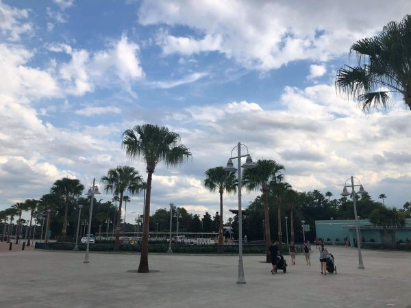 Tram And Security Updates At Hollywood Studios 2