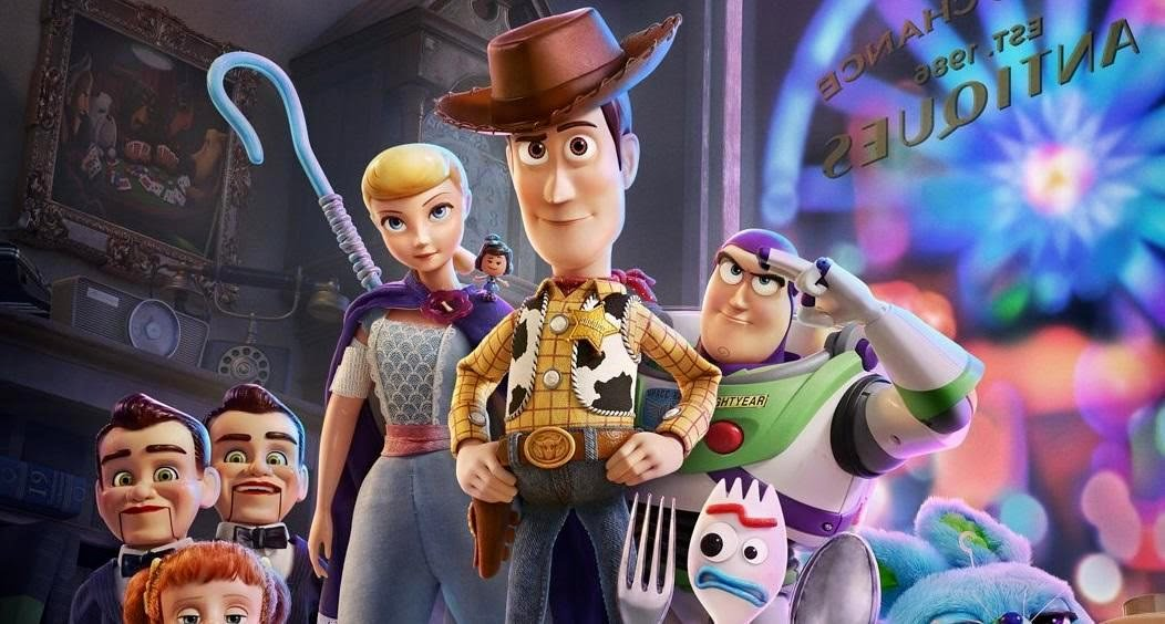 Toy Story 4 Projected to Make $140 Million or More During Opening Weekend at the Domestic Box Office