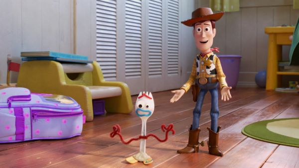 Toy Story 4 Projected to Make $140 Million or More During Opening Weekend at the Domestic Box Office 3