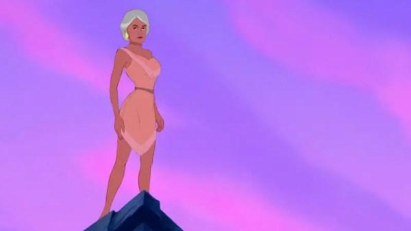 The Golden Girls Get Re-Imagined As Disney Princesses 8