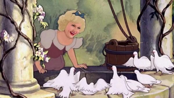 The Golden Girls Get Re-Imagined As Disney Princesses 1