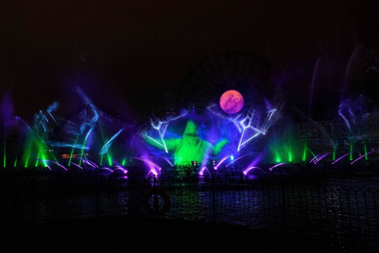 New 'World of Color' Spectacular Villainous! coming to California Adventure