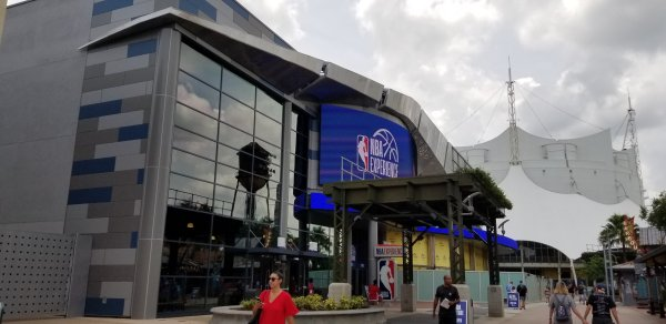 The NBA Experience Store Now Open in Disney Springs 9