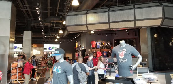 The NBA Experience Store Now Open in Disney Springs 4