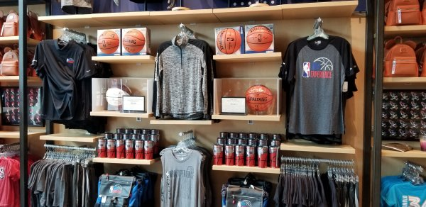 The NBA Experience Store Now Open in Disney Springs 3