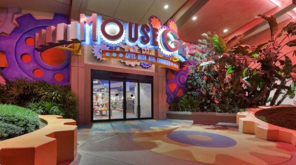 Mouse Gear to Close this Fall as Part of Epcot Renovation 1
