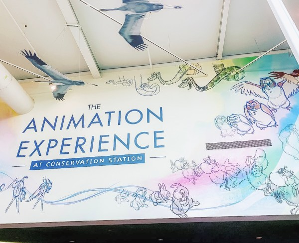animation experience animal kingdom